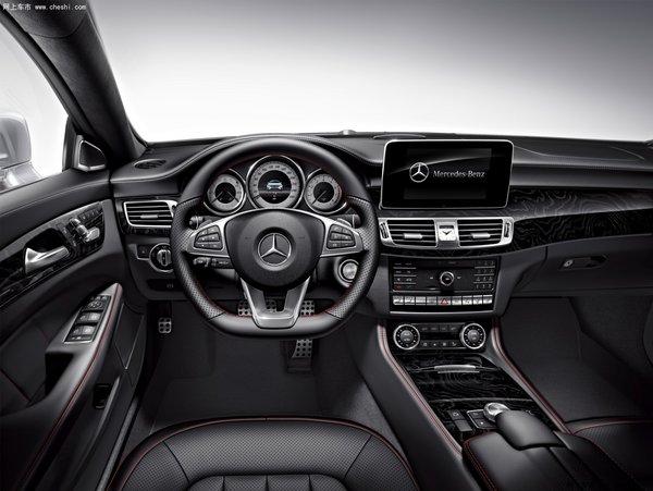 新一代奔驰cls正式上市 71.80万元起售 高清图片