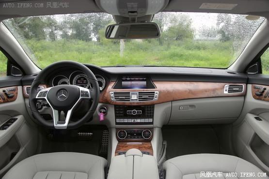 2013款 奔驰cls350 猎装豪华型高清图片