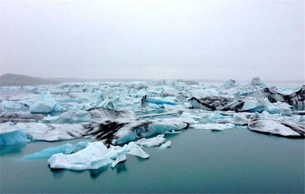 冰岛冰河湖奇观 - 达观明志 - 达观明志 chendmgx
