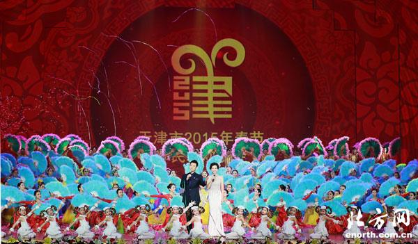 春节晚会观众