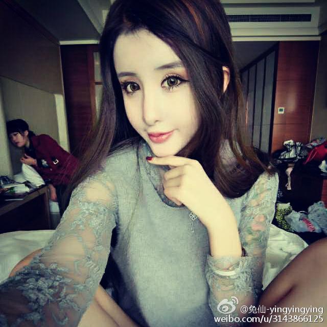 组图:15岁少女为情整容网友惊呼脸似蛇妖 教育