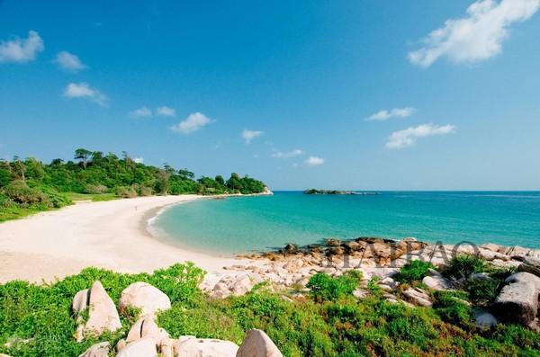 去的国外海岛旅游地