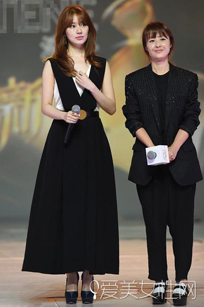 尹恩惠凭啥能赢郭碧婷