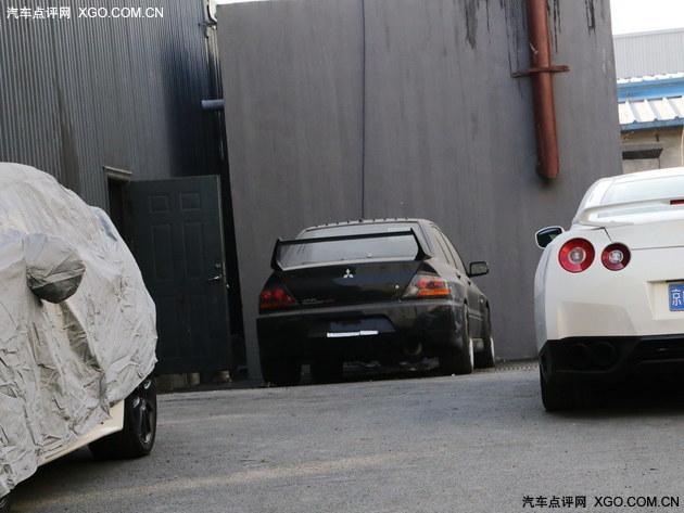 """探访""""老炮儿""""拍摄地 京城玩车圣地FIST"""