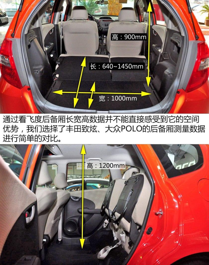 5万元左右的经济适用车 二手本田飞度高清图片
