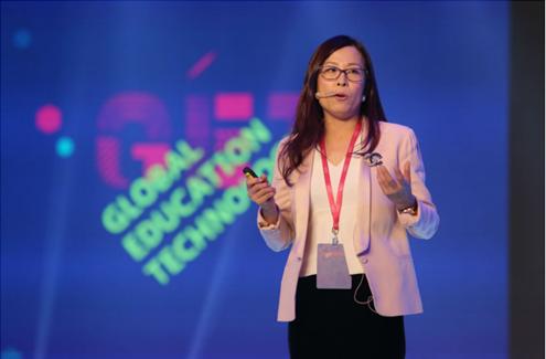 达内教育集团COO孙莹介绍达内覆盖IT全产业链的职业课程版图