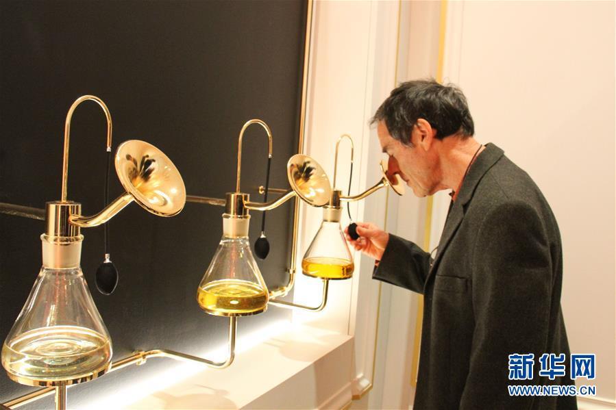 巴黎首座香水博物馆将向公众开放