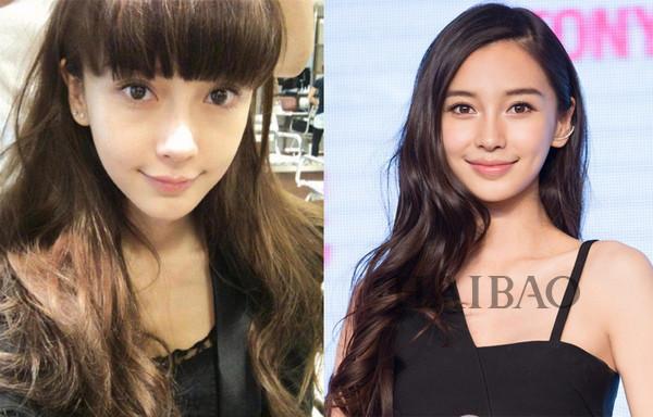 """除了她俩,还有很多女明星也一直在""""有刘海or没刘海""""当中挣扎着,接下来图片"""
