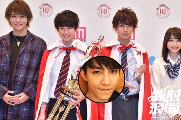 日本最帅中学生神似吴磊 这个撞脸你服吗图片