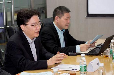 达内集团总裁/CEO韩少云讲话