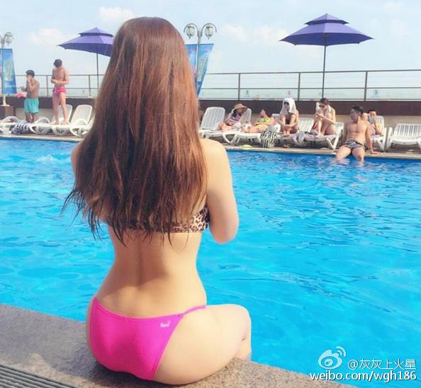 组图:韩国体大女神大秀好身段爆红收集