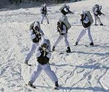 我军特种兵林海雪原训练 他们竟掌握此种绝技