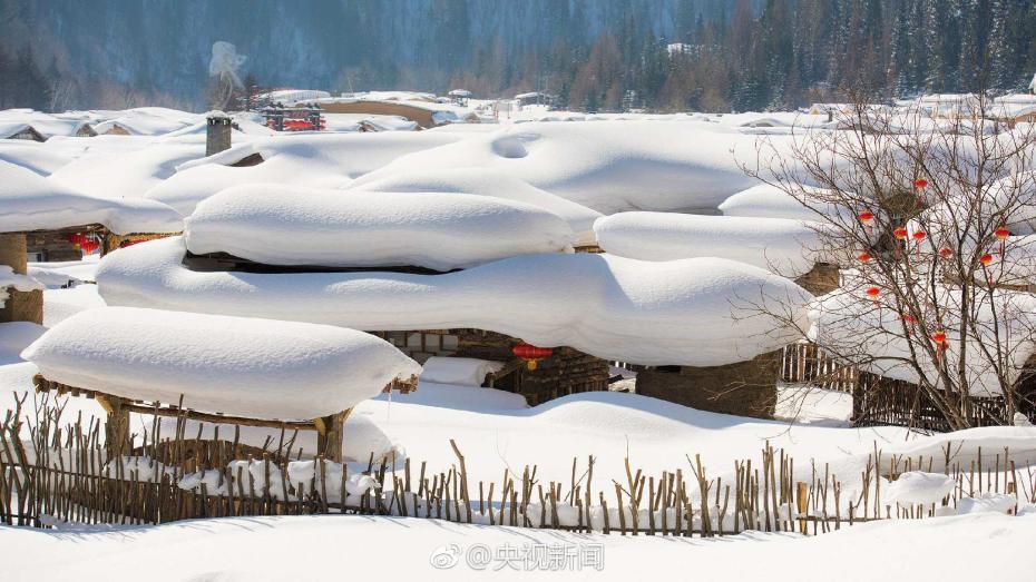 春天 一起去雪乡看雪