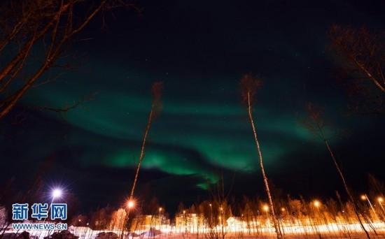 一起去挪威看极光