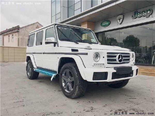 奔驰G500超凡越野车 独降新惠可分期付款