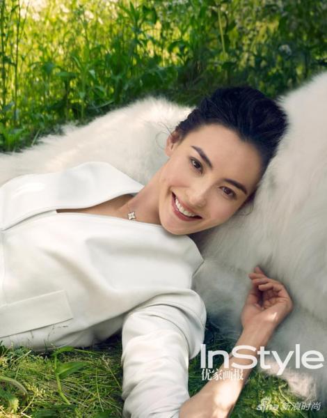 张柏芝登上InStyle优家画报封面-美丽女人张柏芝 自信是最好的妆容