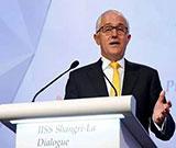 音频被泄露!澳总理模仿特朗普说话逗乐众人