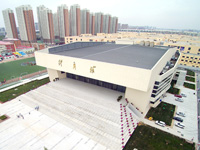 天津农学院体育馆