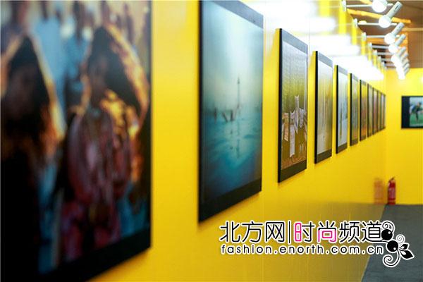 银河国际购物中心生活节 一带一路世界影像展