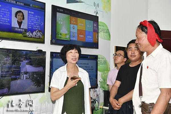 天津援藏干部带领丁青县基层干部到南开区学习考察