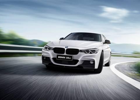 """实力派""""硬汉""""BMW 3系 玩转操控 无惧挑战"""