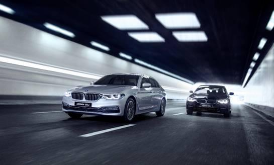 """三大黑科技加持全新BMW 5系Li """"隐形神盾""""为每次出行保驾护航"""