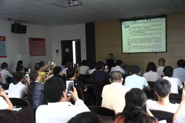 南开区卫生计生综合监督所开展住宿行业公共卫