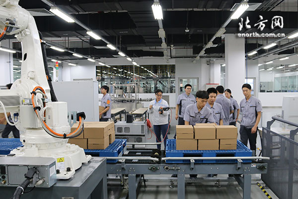 为了总书记的嘱托:天津提升职业技能培训水平
