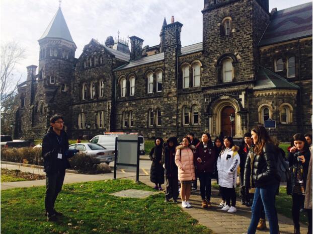 用考察体验来解决留学生家长焦虑,联智未来发布嘟嘟飞鸟倡导理性决策