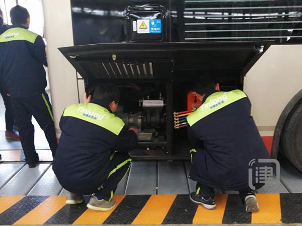"""银隆新能源车:用""""天津速度""""给津城带来绿色出行新方式"""