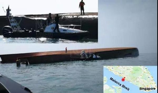 交通部派应急小分队赴马来西亚救援落水船员_亲亲我的未婚妻