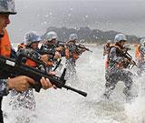 火力全开!海军陆战队实弹演练让你目瞪口呆