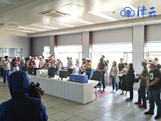 """南水北调润泽津城 """"水到渠成共发展""""网络主题活动走进天津"""