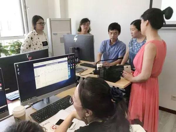 """河西区教育系统开展""""志愿服务管理系统""""培训"""