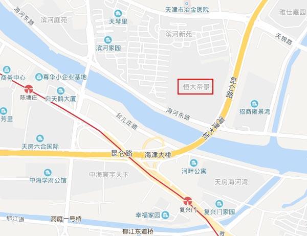 柴达木循环经济试验区[导购]恒大帝景洋房在售 均价50000元/平米