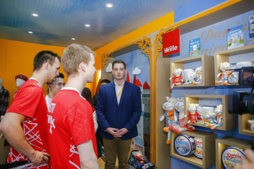 Mille(麦蔻)入选丹麦国家馆,携手天猫国际献礼中国消费者!