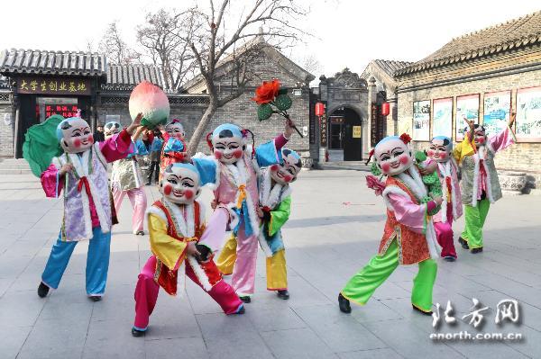 """春节去哪儿?津城春节""""文旅大餐""""给您备好了"""