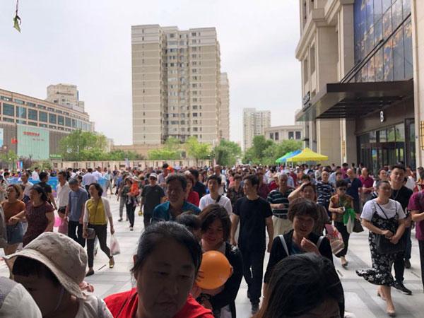 旺海国际广场凯文汇5月30日华彩启幕