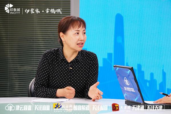 专访天津印象城总经理尹华:加大业态全产业链的布局 缔造欢乐之城