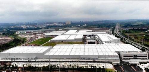 全球化生产布局 长城汽车重庆永川工厂投产在即