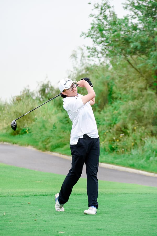 2019天津市青少年高尔夫球巡回赛首轮11日开战