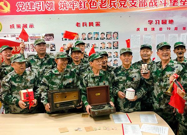 """河西区图书馆举办""""我和新中国同岁"""""""