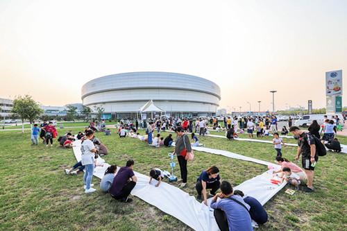 SM广场北角公园正式开放 SM北角音乐节劲爆来袭