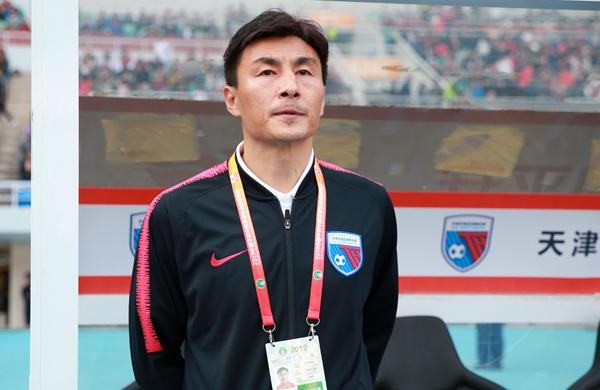 李玮锋:深圳能在大比分落后下扳平 我们也行!