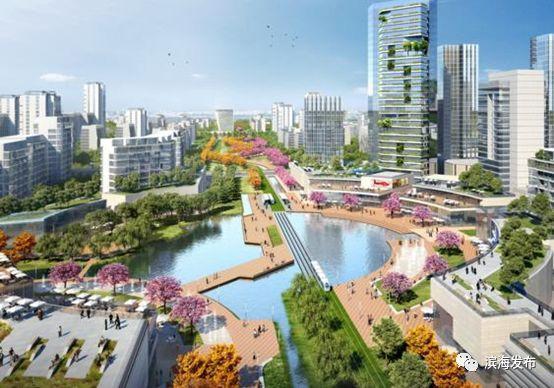 定了!三面环水、双峰多廊 天津这个片区将这样建!
