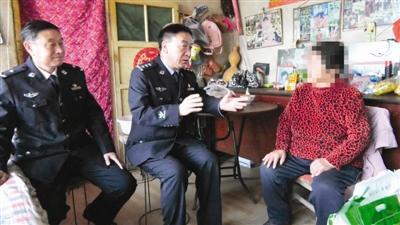帮扶老人孩子 解决后顾之忧 宝坻警方感动在逃人员投案