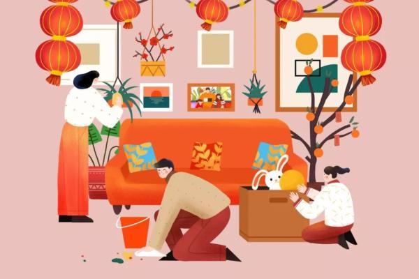 """【健康幸福过大年】保护家人健康,要做到八个""""勤"""""""
