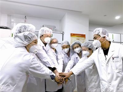 天津市医务人员争相请战奔赴武汉
