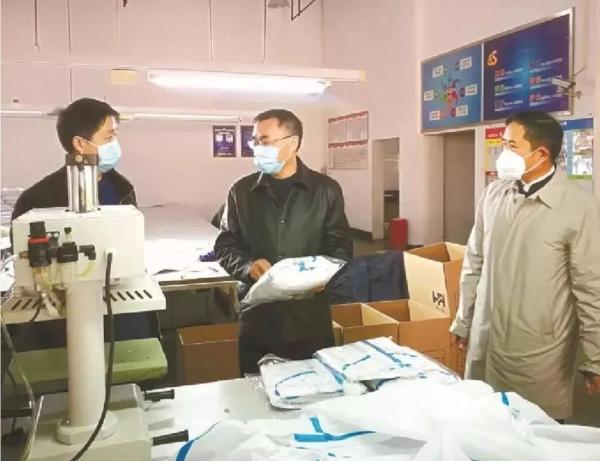 从严疫情防控有序推进复工,看各地应急管理部门怎么做?