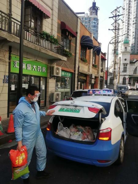 武汉市民应急出行,我们来保障